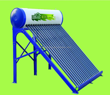 China solar water heater production line, Vacuum tube water heater production line