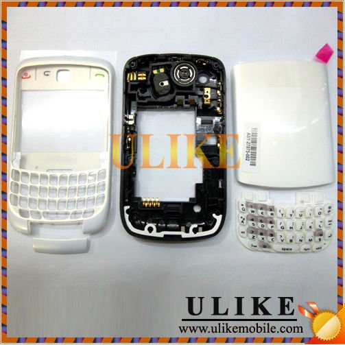 Full Housing For BlackBerry Curve 8530
