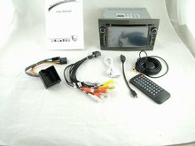 WITSON opel corsa gps dvd with iPhone ready
