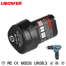 Libower CE MSDS for Makitas Replacement BL1013 power tool battery