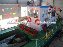 "12""Shallow Water Sand Dredging Barge"