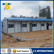China Prefabricated cheap prefab foldable container house construction