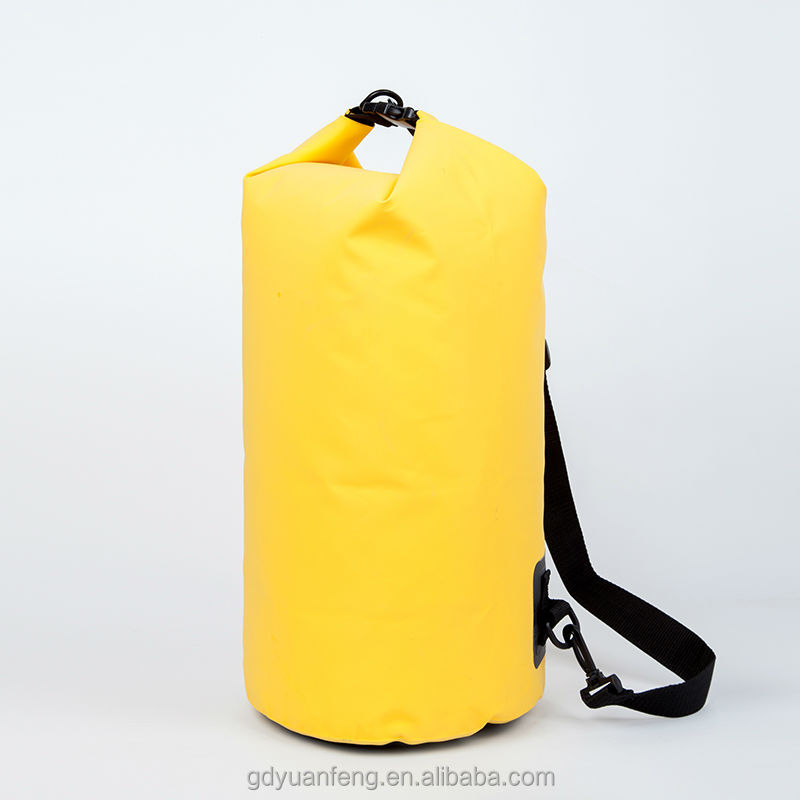 Top sale 500D pvc tarpaulin waterproof ocean dry bag for camping hiking