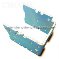 metal stamping parts with color zinc plating