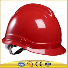 Most popular construction ansi safety helmet red ce standard