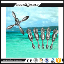 Marine Folding Grapnel kayak Anchor Hot Dipped Galvanized 1.5kg