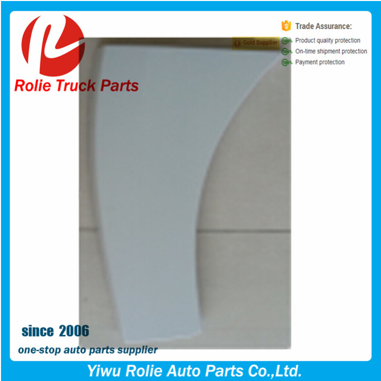 European truck auto body spare parts oem 9608817303 9608816903 truck wind deflector for MB actros mp4 air deflector