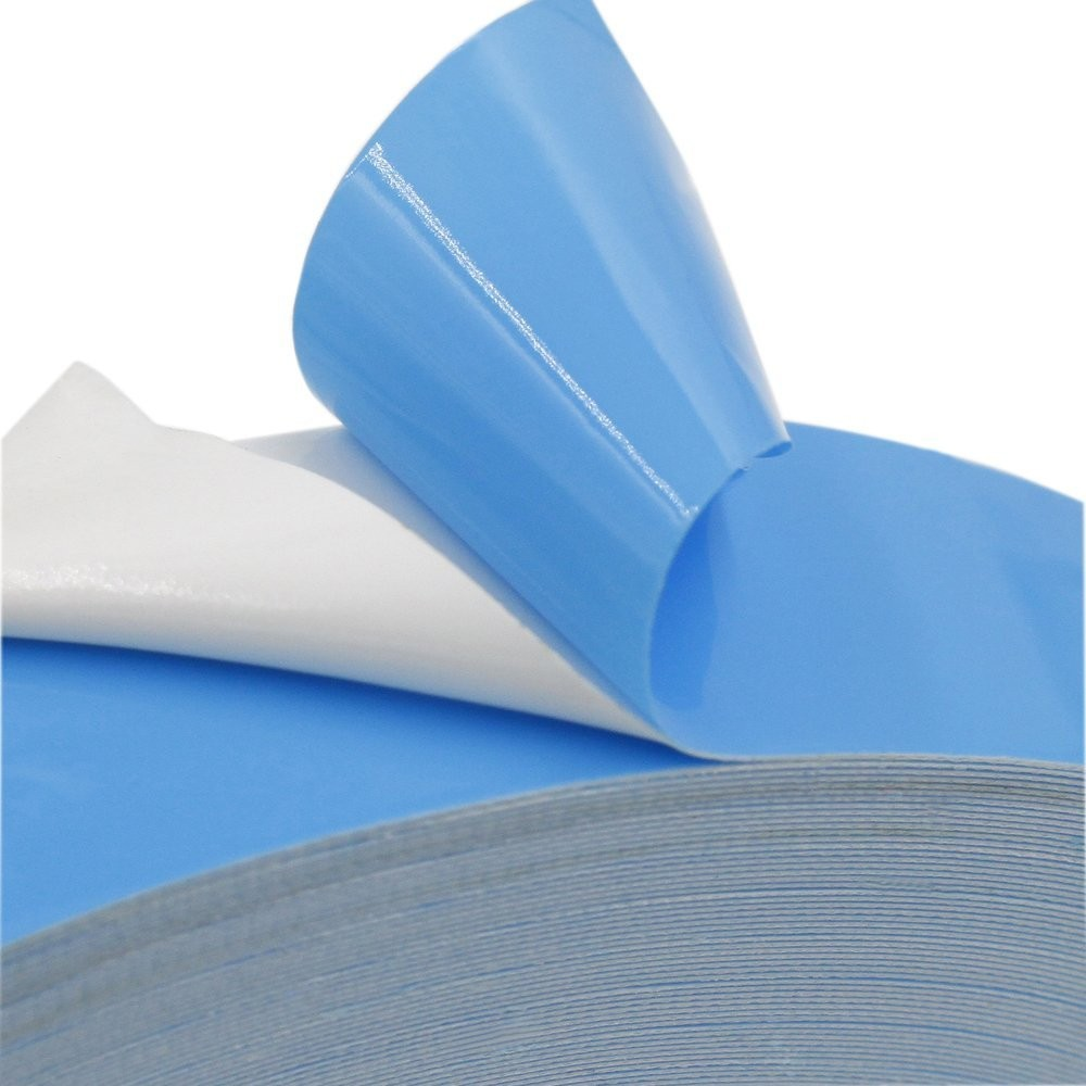 Die Cutting Glass Fabric Heat Transfer Adhesive Tapes For Heat Pipe Assemblies