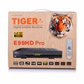 Full hd 1080p Set Top Box Satellite Tv box with HD Output