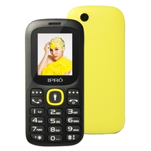 IPRO i3185 hotseller gsm 2g bar senior mobile phone Arabic Language Cell Phone