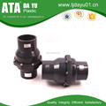low factory price ANSI thread pvc swing check valves