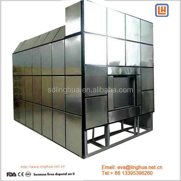 Crematorium Flat-Bed Human Crematory Equipment
