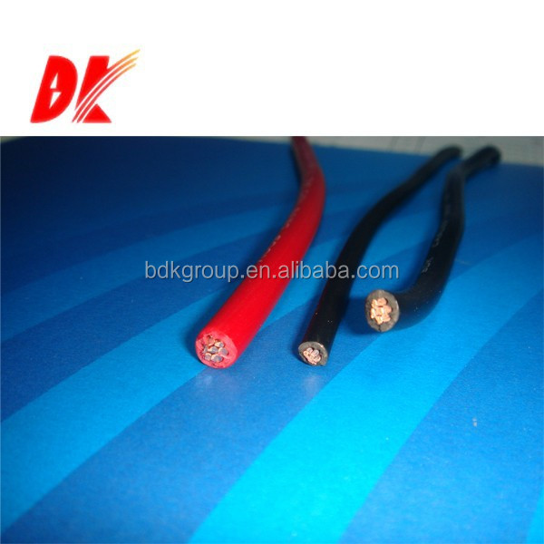 single core cable 1.5mm 7 stranded copper wires conductor