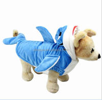 Halloween Christmas Animal Cute Shark Dog Cosplay Costume Dog Pet Clothes