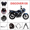 Import auto parts DISCOVER135 motocicleta & speedo motorcycle motorcycle & clutch brake lever & engine part