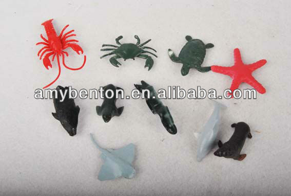 bulk plastic animal toys kid toys hot fashion toy