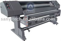 3.2 Meters, 4 Colors, Eco Solvent Printer / Digital Plotter / Indoor Printer