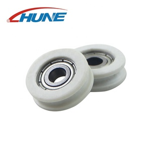 Cable laying guide pulley/roller/wheel
