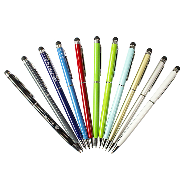 New Design Logo Customized Metallic Stylus Ball <strong>Pens</strong> Promotional <strong>Pen</strong>