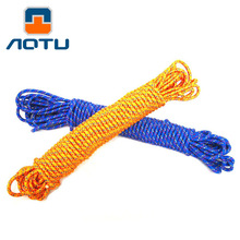 Bump diameter 8MM outdoor climbing rope military parachute lifesaving survival escape safety rope AT6723