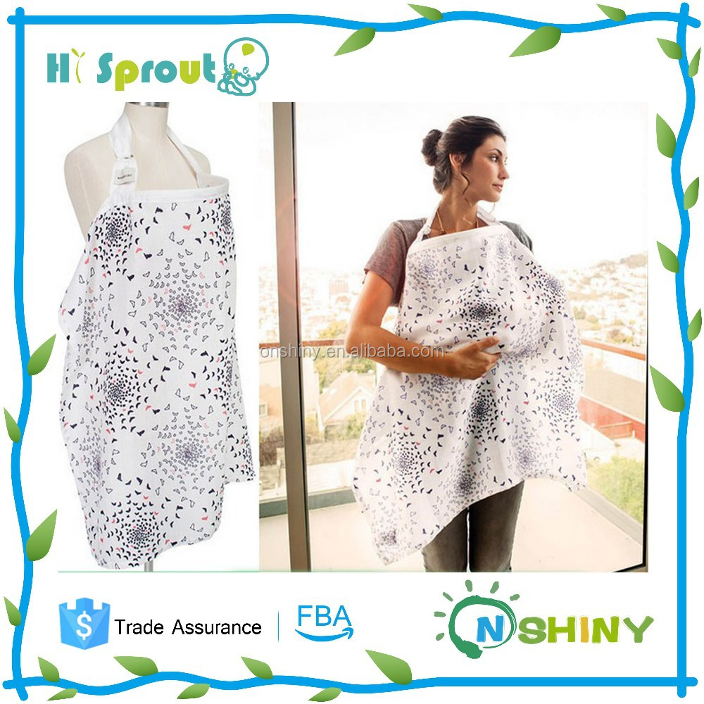 Infinity Baby Breast Feeding Apron Privacy Nursing Cover Blanket
