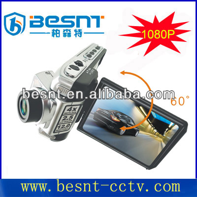 wholesale high quality support 32gb micro sd card mobile dvr recorder ZOOM 4X Digital Factory Direct FULL HD Car DVR BS-CJ08