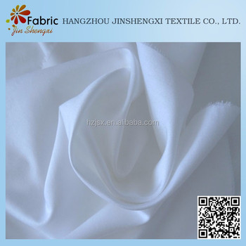 High quality bedding white bamboo fleece fabric wholesale