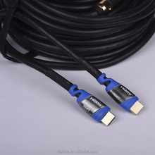 factory direct sale High Speed 24k Gold male to male HDMI cable for blue sexy video tv
