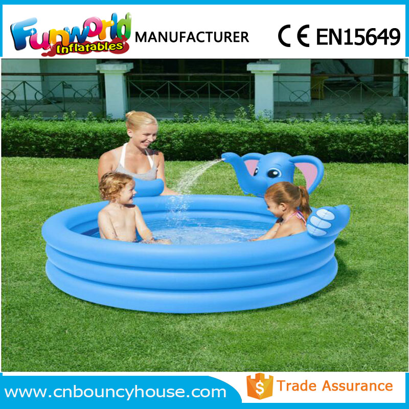 Kid's paddling pool garden pool swimming baby paddling pool