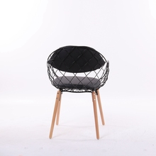 Modern appearance home furniture solid wood chair