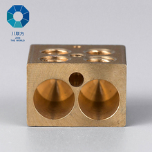 Brass Polishing Terminals Connector for Relay