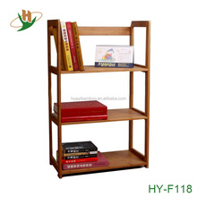 Eco-friendly bamboo vertical book reading stand