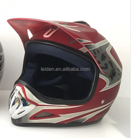 KIDS HELMET full face children helmet motorcross helmet without visor