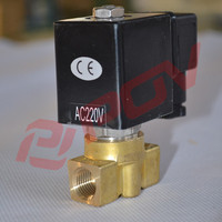 horizontal installation normally closed type high pressure Solenoid valve