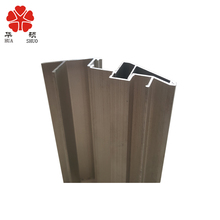 China company extrusion aluminium profile weight of section