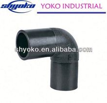 2014 factory price high quality PE pipe fitting Plastic Tubes helix glass pipes