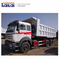 WEICHAI engine 290hp, 340hp , 380hp North Benz Dump Truck