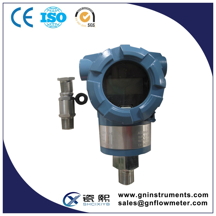 capacitance type pressure transducer, capacitive pressure measurement, capacitive pressure transmitter