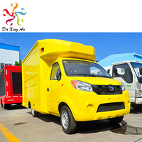 Hot Sale China Manufacture Mobile Fast Food Van