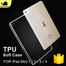 Tablet Protective Back Cover Case For Ipad Mini 2 3 4, For Unbreakable Ipad Mini4 Case, For Shockproof Tpu Ipad Mini 2 Case