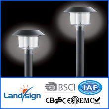 XLTD-300 New item 8mm led 5lumen Solar Powered Outdoor Landscape Path Lamp solar charger emergency lights