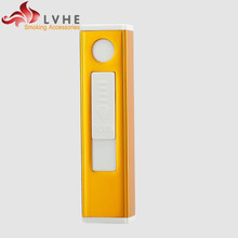 049UB LVHE Online Shop China Fancy USB Rechargeable Battery Electric Lighter