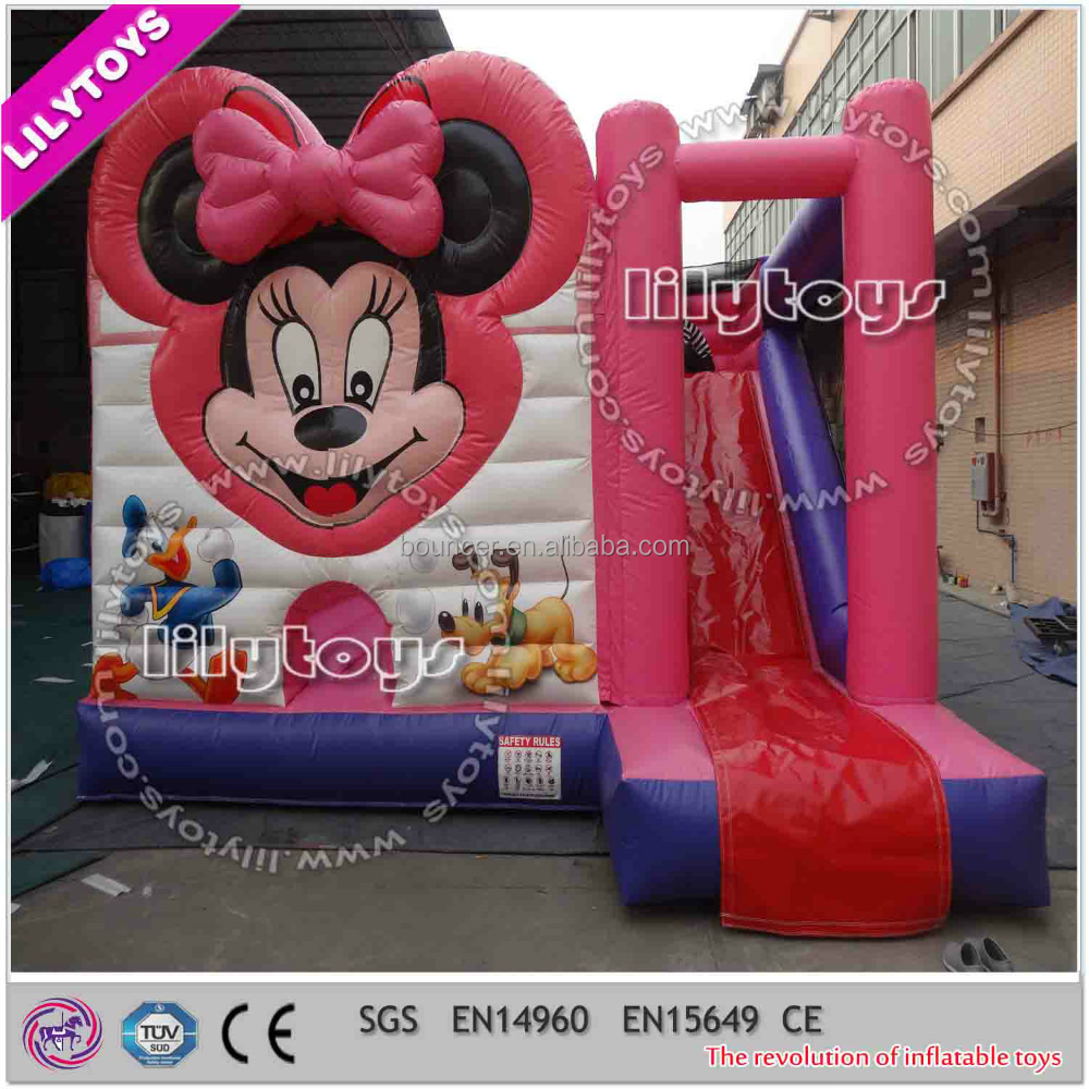 inflatable comobo ,inflatable combo games from LilyToys