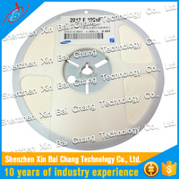 Hight Voltage 2012 100nF SMD Capacitor Maid In China
