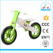 Early learning walking wooden bike toy,Popular children balance wooden bicycle,Top selling wooden balance bike