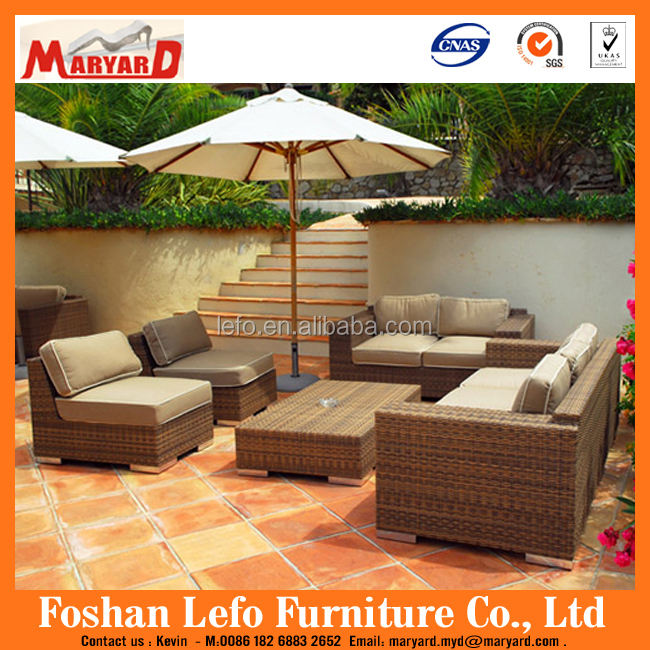 Spring arrival leisure ways conversation set outdoor patio furniture