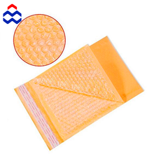 china suppliers recycled Bubble Cushioned Kraft Mailer self-adhesive Kraft Bubble Mailers jiffy bag