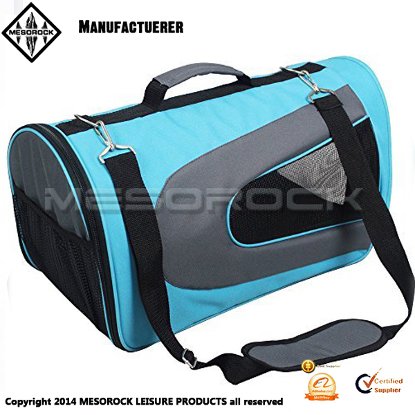 Pet Travel Home Soft Sided Portable Safety Bag Pet Carrier Dog Carrier