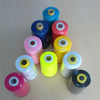 Dyed Pattern 30s/2 Polyester Sewing Thread for Sewing Jeans and handbags