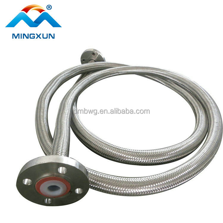 China top ten selling products high quality PTFE hose PTFE Metal Hose